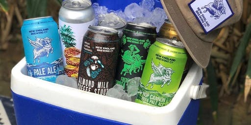New England Brewery Tasting