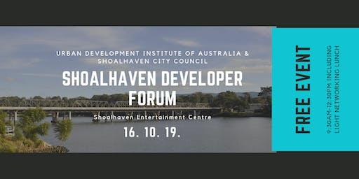 Shoalhaven Developer Forum