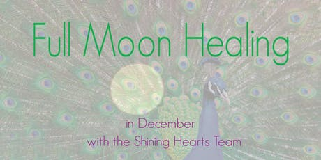 Full Moon Healing in December tickets