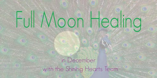 Full Moon Healing in December