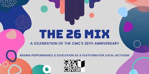 CMC Anniversary: The 26 Mix