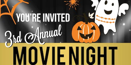 3rd Annual Town Square Movie Night tickets