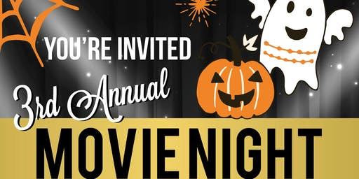 3rd Annual Town Square Movie Night