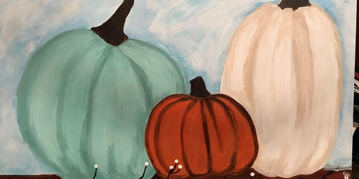 Painting Class- It's Fall Y'all