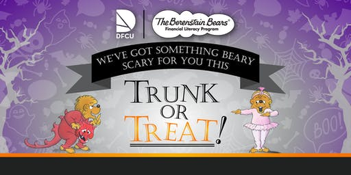 DFCU Trunk Or Treat 2019