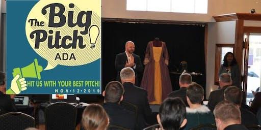 The Big Pitch - Ada, 2019