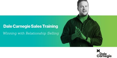 Sales Training Winning with Relationship Selling: Preview Session tickets