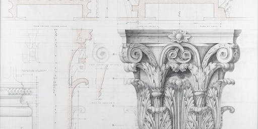 Drawing the Corinthian Order with Domiane Forte