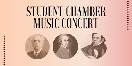 Student Chamber Music Concert tickets