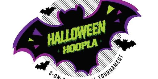 Halloween Hoopla 3 on 3 Basketball Tournament