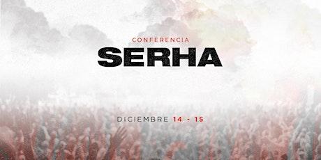 Conferencia SERHA entradas