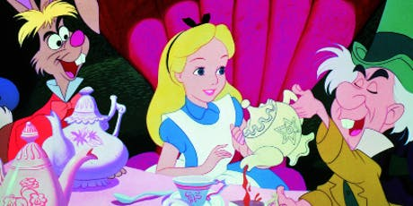 Alice In Wonderland Tea Party tickets