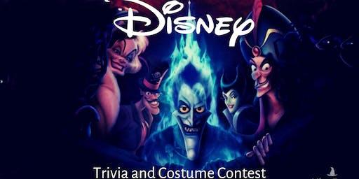 Disney Trivia and Costume Contest