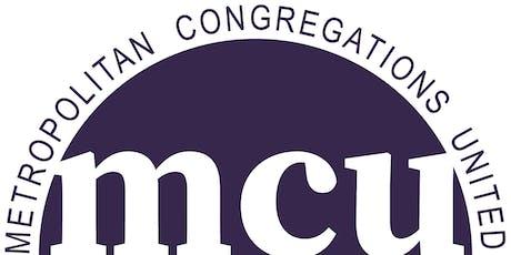 Metropolitan Congregations United: #WhenTheySeeUs tickets