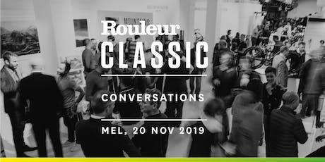 Rouleur Classic Conversations tickets