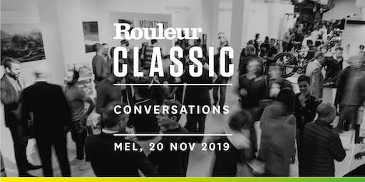 Rouleur Classic Conversations