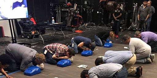 HeartSaver First-Aid CPR AED, $100 Same Day Certification