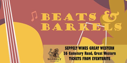 Beats and Barrels - a weekend of music, gourmet food and wine