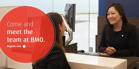 BMO Hiring Fair tickets