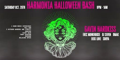 HARMONIA HALLOWEEN BASH