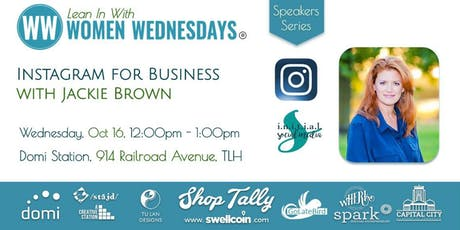 Instagram for Business with Jackie Brown and I.N.I.T.I.A.L. Social Media tickets