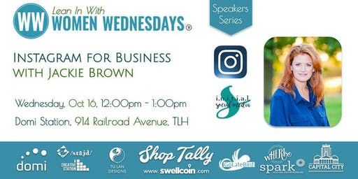 Instagram for Business with Jackie Brown and I.N.I.T.I.A.L. Social Media