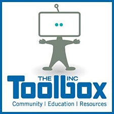 The Toolbox Inc. logo