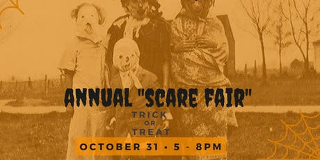 SCARE FAIR Trick-or-Treat Halloween Party tickets
