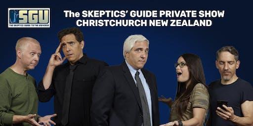 SGU Private Show - Christchurch NZ 2019