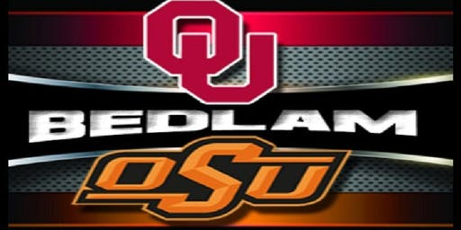 BEDLAM OILFIELD TAILGATE  HOSTED BY OU & OSU SPE & AADE STUDENT CHAPTERS