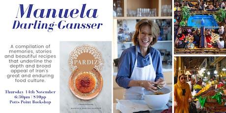 An Evening With Manuela Darling-Gansser tickets