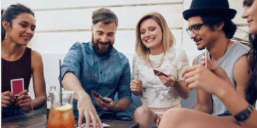 FREE!! - SOCIAL GAME NIGHT - NEW FRIENDS, GAMES & MORE!! (Somerville)