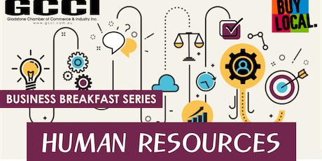 GCCI Breakfast Series | Human Resources tickets