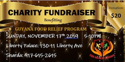Shakti Mission's Charity Fundraiser