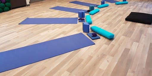 Community Yoga Class - Infinity Yoga and Fitness