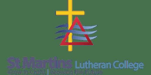 St Martins Lutheran College Senior Awards Presentation 2019