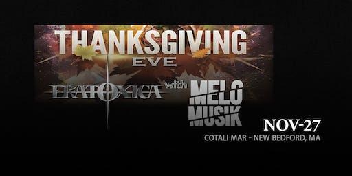 Eratoxica w/Melo Musik Thanksgiving Eve 2019