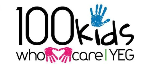 100 Kids Who Care YEG