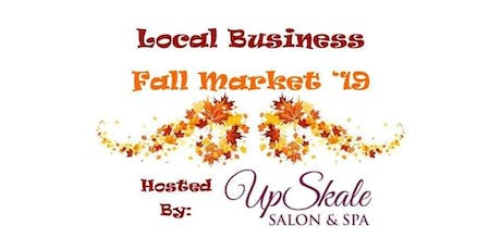 Local Small Business Fall Market tickets