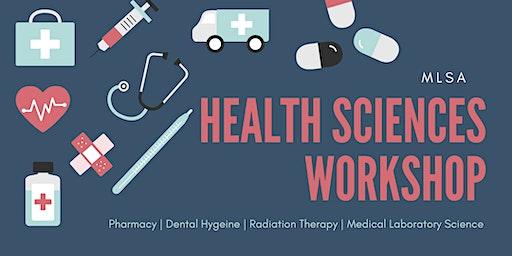 Health Sciences Workshop