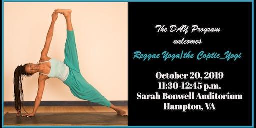 The DAY Program welcomes Reggae Yoga