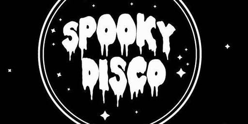 Spooky Disco a Halloween Party at SPACE