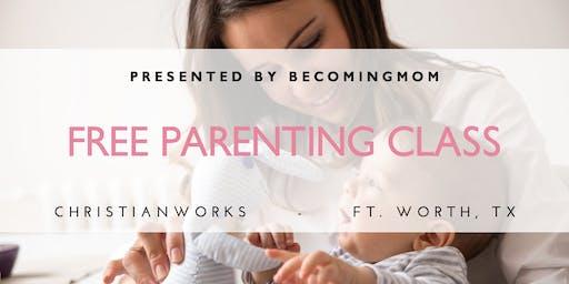 Understanding Your Newborn - Free Class