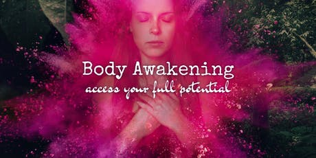 Body Awakening - Access your full potential | Monday Class with Wildfrau tickets