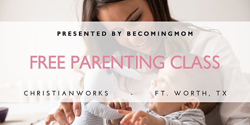Attachment & Bonding with Your Baby - Free Class
