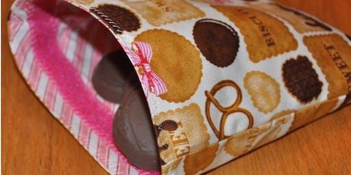 Kids sew-snack Bag (age 9 & up) w/Scarlett