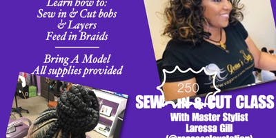 Feed in braids & Sew ins Class (Houston, Texas)