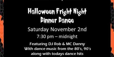 Halloween Dinner Dance