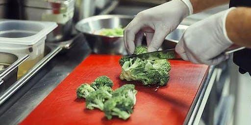 LANCASTER Restaurant: ServSafe Food Safety Manager Cert. Class + Exam