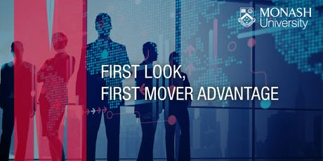 First Look, First Mover Advantage tickets